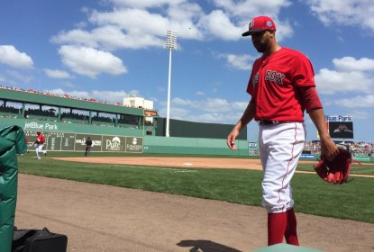 David Price estreia, mas Red Sox perdem no Spring Training - The Playoffs