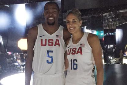 Nike revela novos uniformes da seleção americana de basquete - The Playoffs