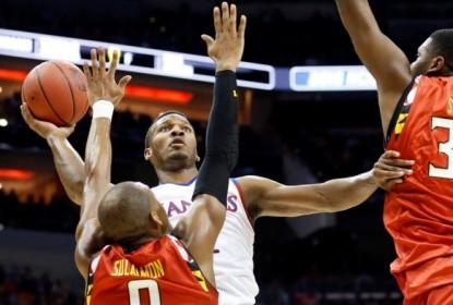 Com Ellis inspirado, Kansas avança no March Madness - The Playoffs