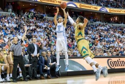 North Carolina atropela Notre Dame e vai para a decisão da ACC - The Playoffs