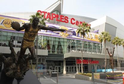 Staples Center receberá NBA All-Star Game 2018 - The Playoffs