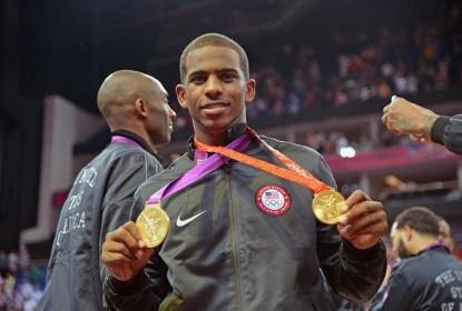 Chris Paul não estará nas Olimpíadas do Rio 2016 - The Playoffs