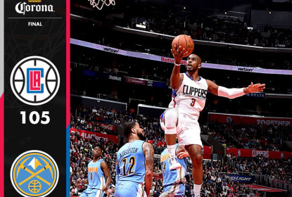 Los Angeles Clippers vence Denver Nuggets e assegura vaga nos playoffs - The Playoffs