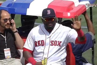 David Ortiz se despede com derrota em casa dos Red Sox no Spring Training - The Playoffs
