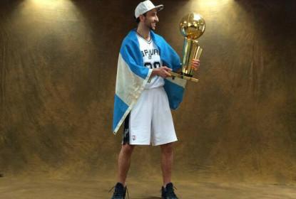 Técnico da Argentina confirma presença de Manu Ginóbili nas Olimpíadas 2016 - The Playoffs