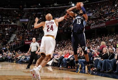Fora de casa, Memphis Grizzlies ganha do Cleveland Cavaliers - The Playoffs