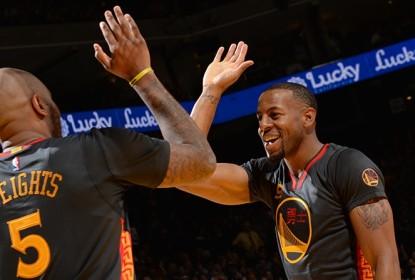 Warriors e Timberwolves jogarão duas vezes na China durante pré-temporada de 2017 - The Playoffs