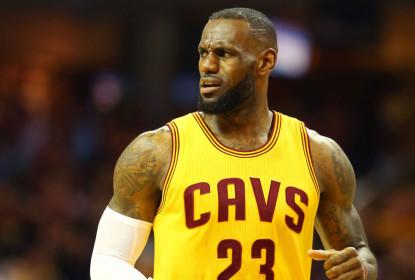 """LeBron James diz que derrota para o Miami Heat """"é preocupante"""" - The Playoffs"""