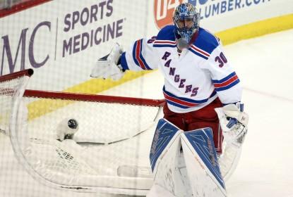 Henrik Lundqvist perde a cabeça em derrota dos Rangers - The Playoffs