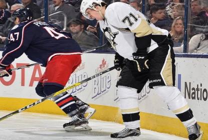 Malkin sofre lesão e desfalca Penguins - The Playoffs