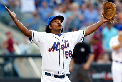 MLB rebate acusações de Jenrry Mejia - The Playoffs