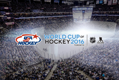 World Cup of Hockey 2016: Primeiros convocados e uniformes - The Playoffs