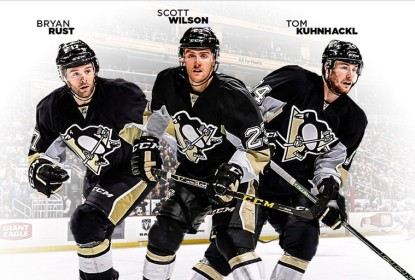Pittsburgh Penguins estende contrato de três jogadores até 2017-18 - The Playoffs