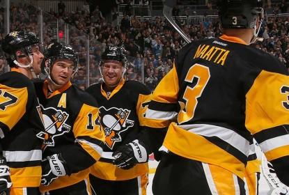 Penguins goleiam Capitals e chegam a sexta vitória seguida na NHL - The Playoffs