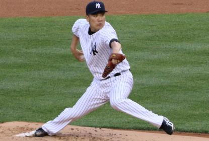 Mesmo com Tanaka irregular, Yankees vencem - The Playoffs