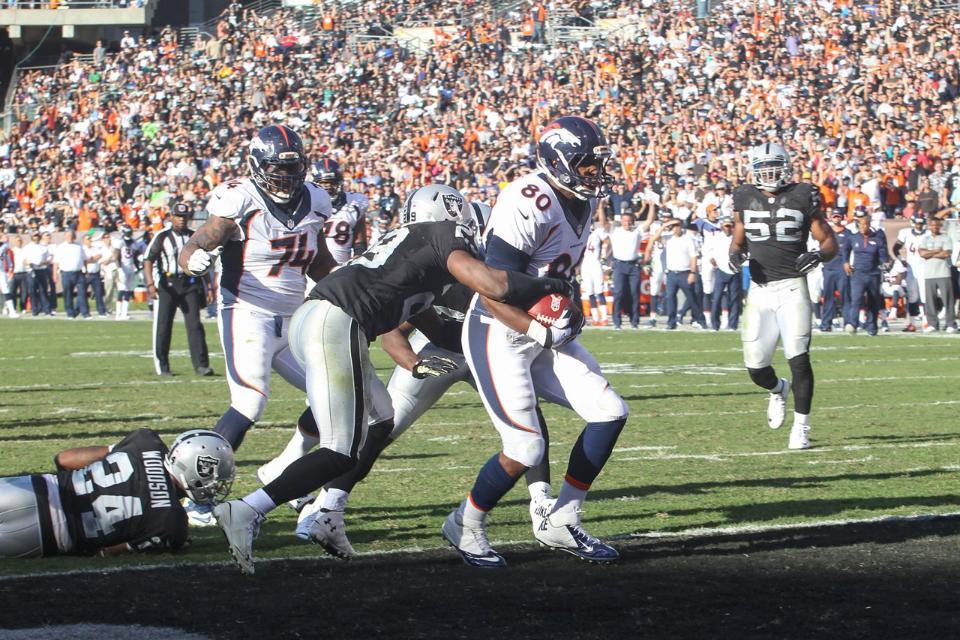 Chop Block NFL Denver Broncos