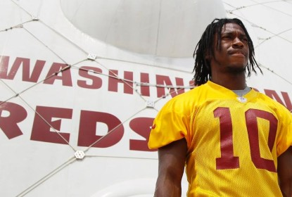 Robert Griffin III é dispensado pelo Washington Redskins - The Playoffs