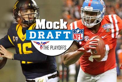 [ESPECIAL] Mock Draft NFL 2016 do The Playoffs – parte 4 - The Playoffs