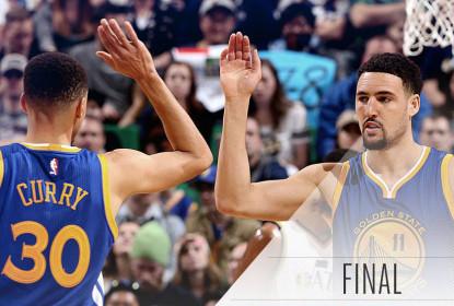 Golden State Warriors sofre, mas vence o Utah Jazz fora de casa na prorrogação - The Playoffs