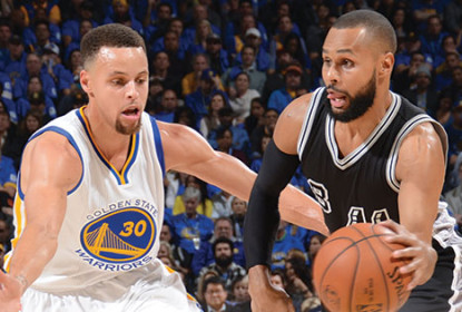 [PRÉVIA] Playoffs da NBA – Final do Oeste: San Antonio Spurs x Golden State Warriors - The Playoffs
