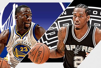[PRÉVIA] Warriors @ Spurs e mais destaques da semana na NBA - The Playoffs