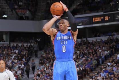 Com inicio quente, Oklahoma City Thunder vence o Sacramento Kings fora de casa - The Playoffs