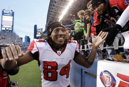 Roddy White é dispensado pelo Atlanta Falcons - The Playoffs