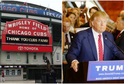 Joe Maddon se esquiva de briga de Donald Trump com donos do Chicago Cubs - The Playoffs