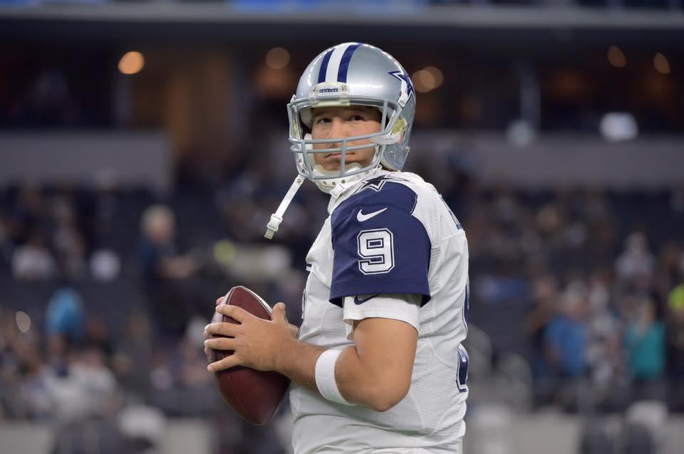 Ressonância revela fratura e Tony Romo fica fora de ação de 6 a 10 semanas - The Playoffs