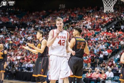 Jakob Poeltl deixa Utah Utes e vai para o Draft da NBA - The Playoffs