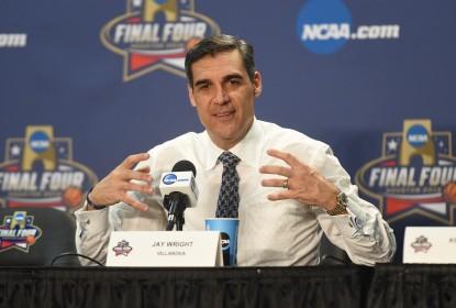 Técnico Jay Wright confirma permanência em Villanova, após rumores sobre ida para NBA - The Playoffs