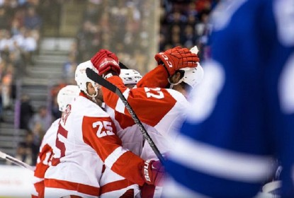 Red Wings vencem fora de casa e sobem para terceira posição do Atlântico - The Playoffs