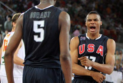 USA Team revela calendário de amistosos antes das Olimpíadas do Rio 2016 - The Playoffs