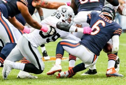 Aldon Smith deverá renovar com os Raiders após suspensão - The Playoffs