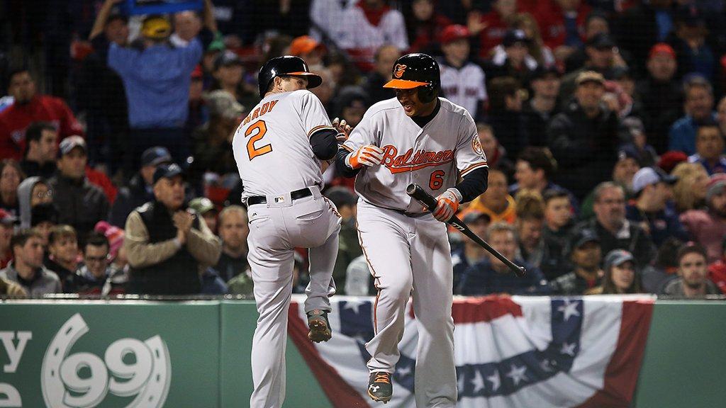 Baltimore Orioles 7x0