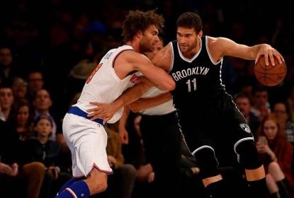 Brook Lopez e Thaddeus Young serão poupados no fim da temporada - The Playoffs
