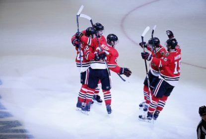 Blackhawks vencem Blues no United Center e forçam jogo 7 da série - The Playoffs