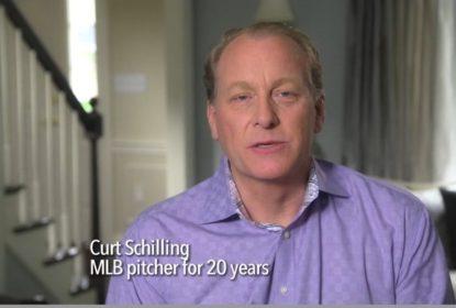 Curt Schilling é dispensado da ESPN Americana - The Playoffs