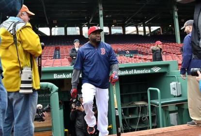 Red Sox perdem em tarde de homenagens para David Ortiz - The Playoffs