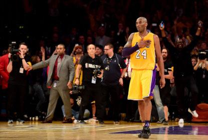 Família de Kobe Bryant e Magic Johnson vibram com sua entrada no Hall da Fama do Basquete - The Playoffs
