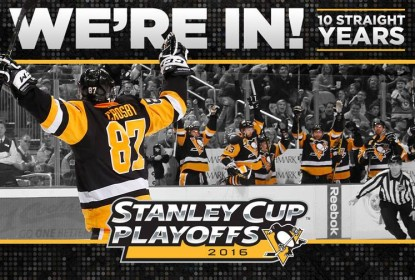 Sem Fleury no gol, Penguins goleiam Islanders em NY e vão para os playoffs - The Playoffs