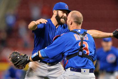 Jake Arrieta consegue segundo no-hitter da carreira e Cubs humilham Reds - The Playoffs