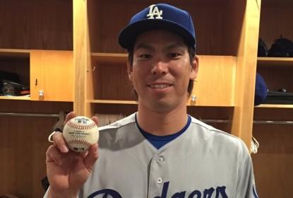 Kenta Maeda estreia fazendo história nos Dodgers - The Playoffs