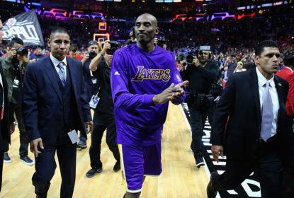 Em noite de playoffs, jogadores da NHL rasgam elogios a Kobe Bryant - The Playoffs