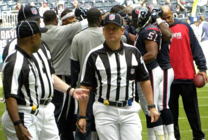 NFL e CFL anunciam parceria para desenvolvimento de árbitros - The Playoffs