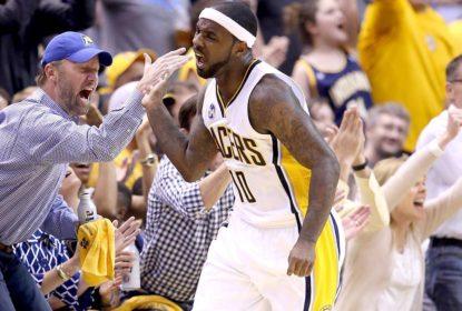 Pacers vencem em casa e igualam série com Raptors - The Playoffs