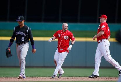 Walk-off garante vitória dos Reds sobre os Rockies - The Playoffs