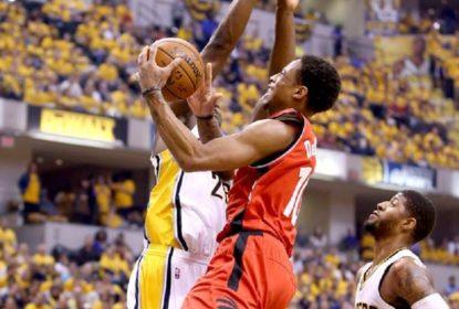 Pacers vencem Raptors em casa e série terá jogo 7 - The Playoffs