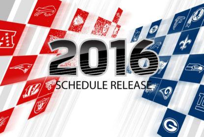 ANOTE NA AGENDA: NFL anuncia calendário completo da Temporada 2016 - The Playoffs