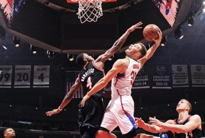 Com força do banco, Los Angeles Clippers abre 2-0 contra o Portland Trail Blazers - The Playoffs